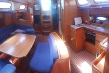 thumbnail-3 Bavaria Yachtbau 47.0 feet, boat for rent in Kvarner, HR