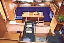 thumbnail-7 Bavaria Yachtbau 50.0 feet, boat for rent in Ionian Islands, GR