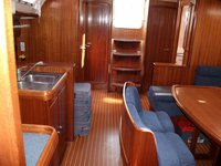 thumbnail-8 Bavaria Yachtbau 50.0 feet, boat for rent in Ionian Islands, GR