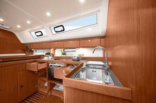 thumbnail-8 Bavaria Yachtbau 49.0 feet, boat for rent in Ionian Islands, GR