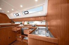 thumbnail-8 Bavaria Yachtbau 49.0 feet, boat for rent in Split region, HR