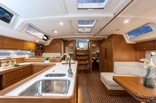 thumbnail-9 Bavaria Yachtbau 54.0 feet, boat for rent in Saronic Gulf, GR