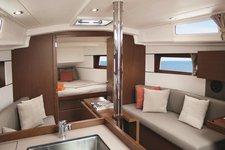 thumbnail-3 Bénéteau 34.0 feet, boat for rent in Zadar region, HR