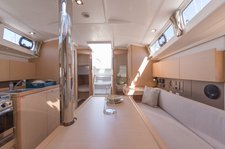 thumbnail-9 Bénéteau 37.0 feet, boat for rent in Split region, HR