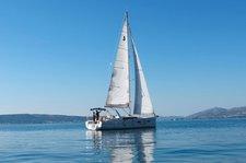 thumbnail-13 Bénéteau 37.0 feet, boat for rent in Split region, HR