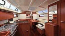 thumbnail-2 Bénéteau 40.0 feet, boat for rent in Split region, HR