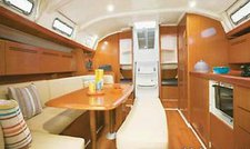 thumbnail-3 Bénéteau 43.0 feet, boat for rent in Dubrovnik region, HR