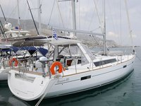 thumbnail-1 Bénéteau 45.0 feet, boat for rent in Ionian Islands, GR