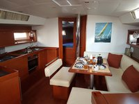 thumbnail-14 Bénéteau 45.0 feet, boat for rent in Saronic Gulf, GR