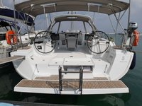 thumbnail-9 Bénéteau 45.0 feet, boat for rent in Saronic Gulf, GR