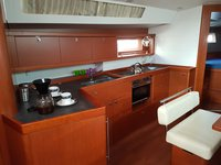 thumbnail-15 Bénéteau 45.0 feet, boat for rent in Saronic Gulf, GR