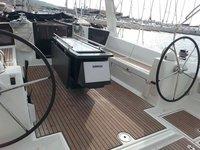 thumbnail-18 Bénéteau 45.0 feet, boat for rent in Split region, HR