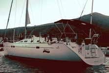 Explore the amazing sights in California onbaord this sleek sloop