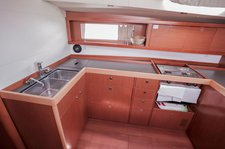 thumbnail-12 Bénéteau 47.0 feet, boat for rent in Split region, HR
