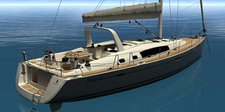 thumbnail-13 Bénéteau 50.0 feet, boat for rent in Split region, HR