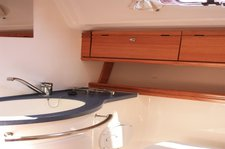 thumbnail-6 Beneteau Cyclades 43.5 feet, boat for rent in Dodecanese, GR