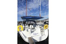 thumbnail-8 Beneteau  Cyclades 43.5 feet, boat for rent in MUGLA,