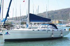 thumbnail-1 Beneteau  Cyclades 43.5 feet, boat for rent in MUGLA,