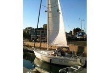 Set Sail in Marina Del Rey onboard this sleek Catalina 36