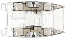 thumbnail-4 Catana 39.0 feet, boat for rent in Ionian Islands, GR