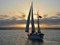 Set Sail in San Diego onboard 55' Ketch