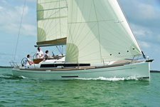 Set your dreams in motion onboard Dufour 380 Grand Large