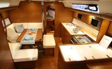 thumbnail-3 Dufour 39.1 feet, boat for rent in St. George'S, GD