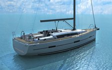 thumbnail-1 Dufour 40.51 feet, boat for rent in Le Marin, MQ