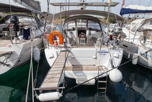 thumbnail-2 Dufour 45.0 feet, boat for rent in Lavrion,