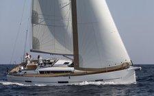 Explore Spain onboard this sleek cruising monohull