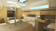 thumbnail-2 Dufour Yachts 33.0 feet, boat for rent in Šibenik region, HR