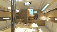 thumbnail-5 Dufour Yachts 33.0 feet, boat for rent in Šibenik region, HR