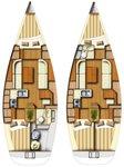 thumbnail-9 Dufour Yachts 34.0 feet, boat for rent in Šibenik region, HR