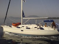 thumbnail-4 Dufour Yachts 41.0 feet, boat for rent in Ionian Islands, GR