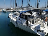 thumbnail-2 Dufour Yachts 41.0 feet, boat for rent in Ionian Islands, GR