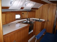 thumbnail-7 Dufour Yachts 41.0 feet, boat for rent in Ionian Islands, GR
