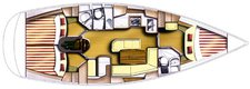 thumbnail-8 Dufour Yachts 41.0 feet, boat for rent in Ionian Islands, GR