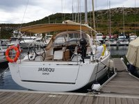 thumbnail-1 Dufour Yachts 41.0 feet, boat for rent in Šibenik region, HR