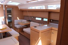 thumbnail-6 Dufour Yachts 41.0 feet, boat for rent in Split region, HR
