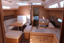 thumbnail-8 Dufour Yachts 41.0 feet, boat for rent in Split region, HR