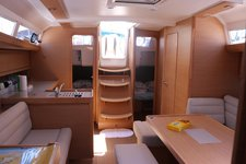 thumbnail-18 Dufour Yachts 41.0 feet, boat for rent in Split region, HR