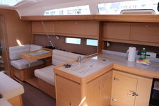 thumbnail-9 Dufour Yachts 41.0 feet, boat for rent in Split region, HR