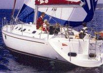thumbnail-1 Dufour Yachts 42.0 feet, boat for rent in Šibenik region, HR