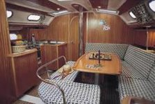 thumbnail-2 Dufour Yachts 42.0 feet, boat for rent in Split region, HR