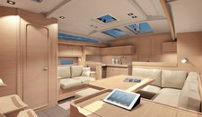 thumbnail-2 Dufour Yachts 46.0 feet, boat for rent in Šibenik region, HR