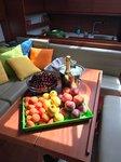 thumbnail-13 Dufour Yachts 46.0 feet, boat for rent in Šibenik region, HR