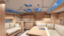 thumbnail-5 Dufour Yachts 46.0 feet, boat for rent in Split region, HR