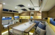 thumbnail-3 Dufour Yachts 46.0 feet, boat for rent in Split region, HR