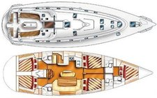 thumbnail-8 Dufour Yachts 51.0 feet, boat for rent in Ionian Islands, GR