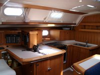 thumbnail-6 Dufour Yachts 51.0 feet, boat for rent in Ionian Islands, GR